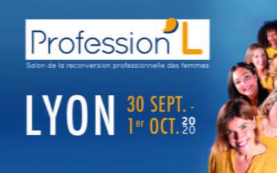 Salon Profession'L de Lyon 2020
