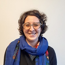 Lucie POTHIER conseillère bilan de compétences CIBC Cantal