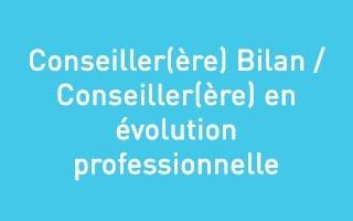 Conseiller bilan / Conseiller en évolution professionnelle (H/F) – Allier