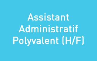 Assistant administratif polyvalent (H/F) – Lyon
