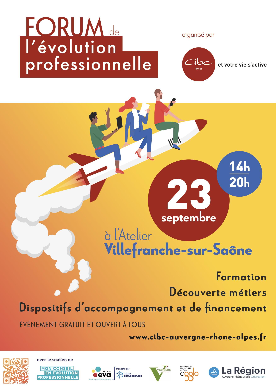 forum de l'évolution professionnelle 2021